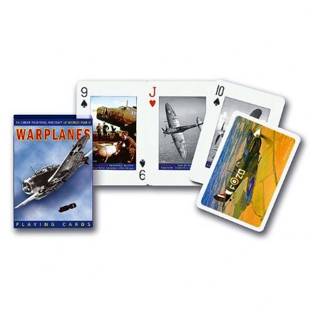 War Planes Playing Cards